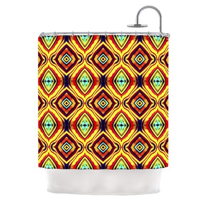 Diamond Light by Anne LaBrie Shower Curtain