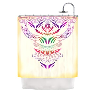 Decorative Ornament by Famenxt Shower Curtain