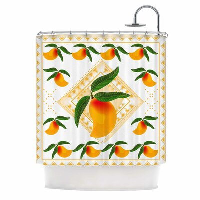 Fresh Farm Mangoes by Famenxt Shower Curtain