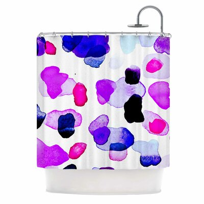 Cool Summer by Iris Lehnhardt Shower Curtain