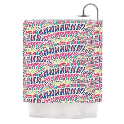 Abundance by Miranda Mol Shower Curtain