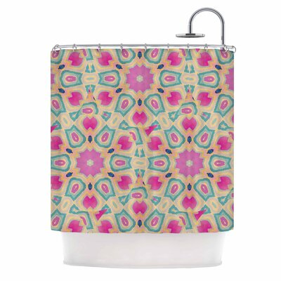 Arabesque by Nika Martinez Shower Curtain
