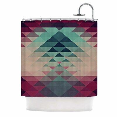 Hipster by Nika Martinez Shower Curtain