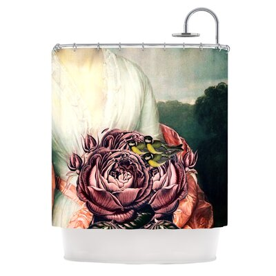 The Bouquet by Suzanne Carter Shower Curtain