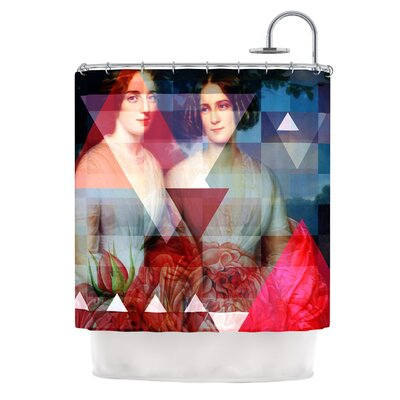 Twins by Suzanne Carter Shower Curtain