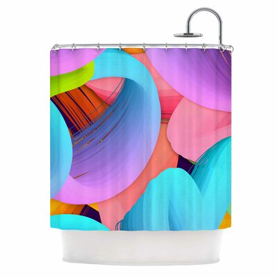 Funny by Danny Ivan Shower Curtain