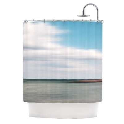 June Beach by Iris Lehnhardt Shower Curtain