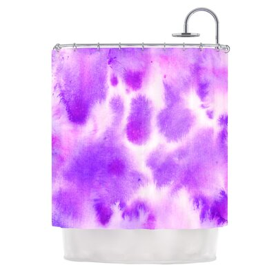 Water Color by Iris Lehnhardt Shower Curtain