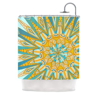 Here Comes The Sun by Art Love Passion Shower Curtain
