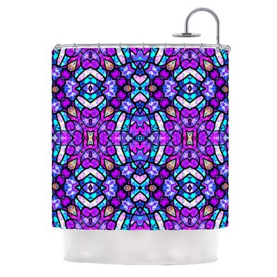 Kaleidoscope Dream Continued by Art Love Passion Shower Curtain