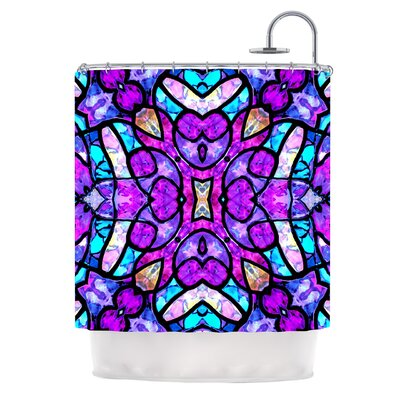 Kaleidoscope Dream by Art Love Passion Shower Curtain