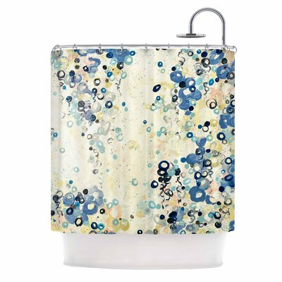 And Its Up She Goes by Ebi Emporium Shower Curtain