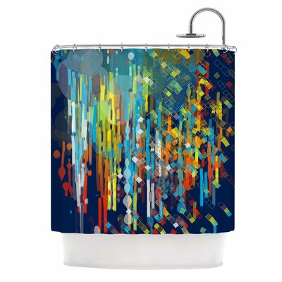 Fall by Frederic Levy-Hadida Shower Curtain