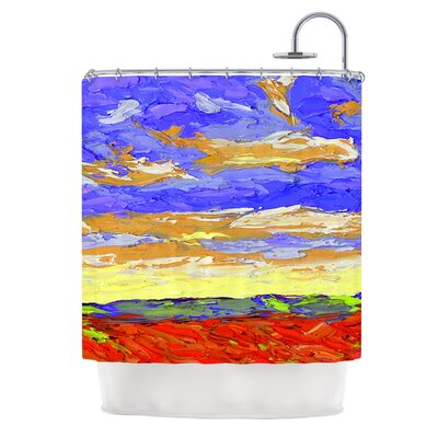 After the Storm by Jeff Ferst Shower Curtain