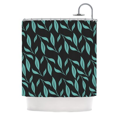Unnamed by Louise Shower Curtain