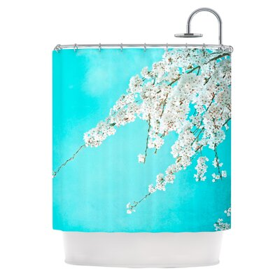 Hanami by Monika Strigel Shower Curtain