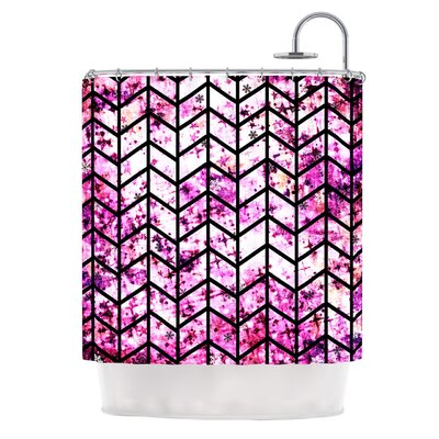 Chevron Wonderland by Ebi Emporium Shower Curtain