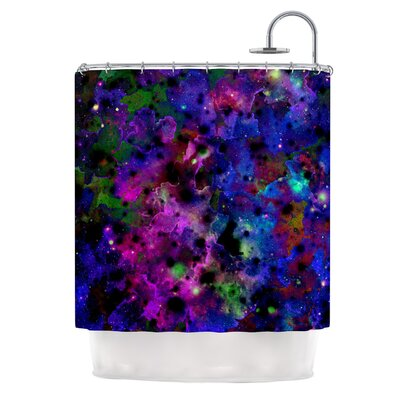 Color Me Floral by Ebi Emporium Celestial Shower Curtain