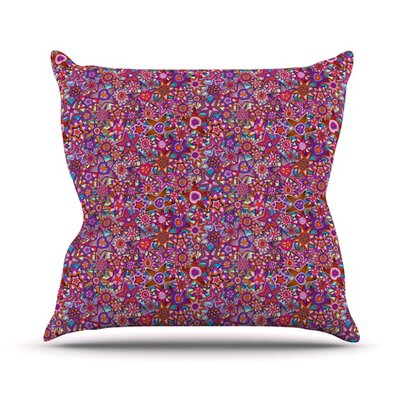 My Dreams Outdoor Throw Pillow