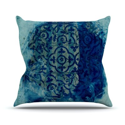 Mosaic Outdoor Throw Pillow