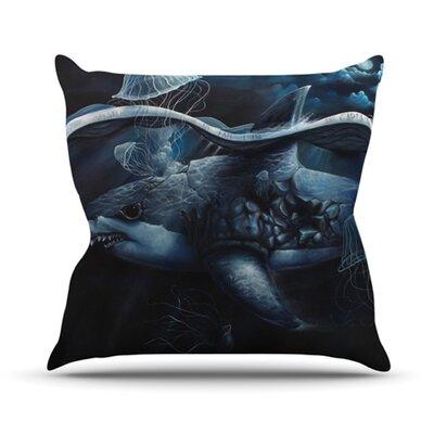 Invictus Outdoor Throw Pillow