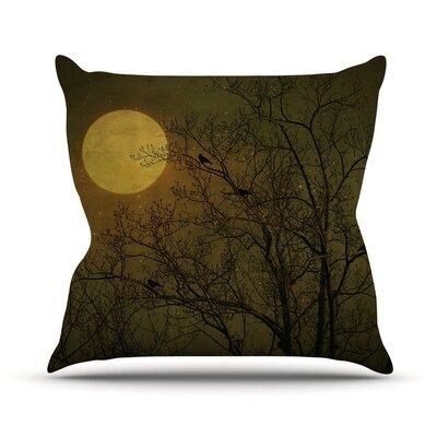 Twilight Outdoor Throw Pillow