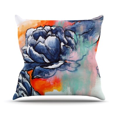 Bloom Outdoor Throw Pillow