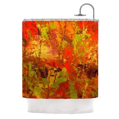 Autumn by Jeff Ferst Shower Curtain