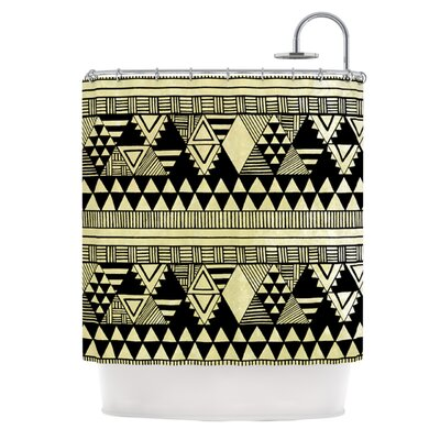 Ethnic Chic by Louise Machado Shower Curtain