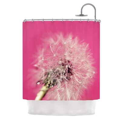 Twilight by Beth Engel Dandelion Shower Curtain