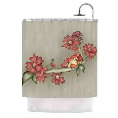 Feng Shui by Carina Povarchik Shower Curtain
