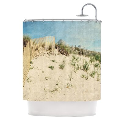 Cape Dunes by Jillian Audrey Shower Curtain