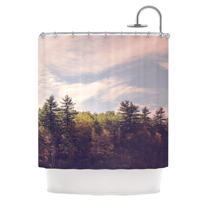 Walden Woods by Jillian Audrey Shower Curtain