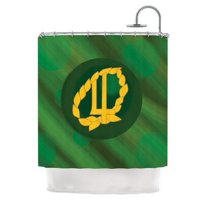 Jupiter by NL Designs Shower Curtain