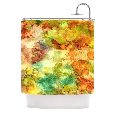 Fall Bouqet by Rosie Brown Shower Curtain