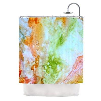 November Rain by Rosie Brown Shower Curtain