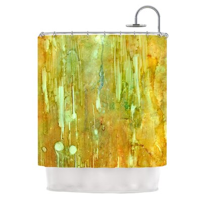 Rock City by Rosie Brown Painting Shower Curtain