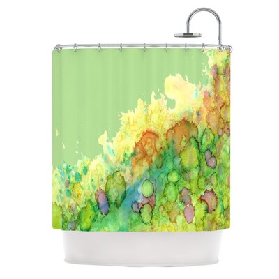 Sea Life by Rosie Brown Shower Curtain