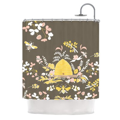 Hope for the Flowers II by Very Sarie Shower Curtain