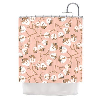 Hope for the Flowers III by Very Sarie Shower Curtain