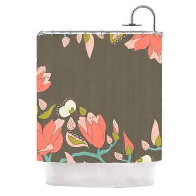 Penelope I by Very Sarie Shower Curtain