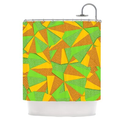 This Side by Danny Ivan Shower Curtain
