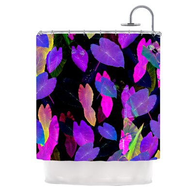Fluo Jungle by Fernanda Sternieri Shower Curtain