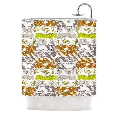 Nice Knot by Fernanda Sternieri Shower Curtain