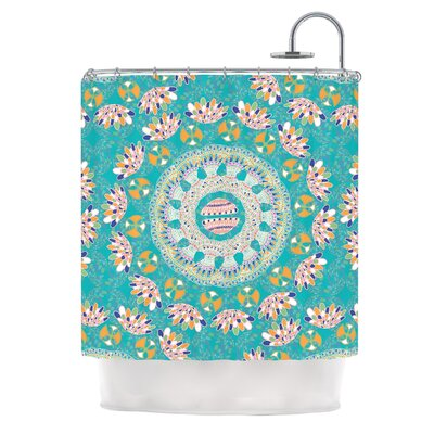 Luscious by Miranda Mol Shower Curtain