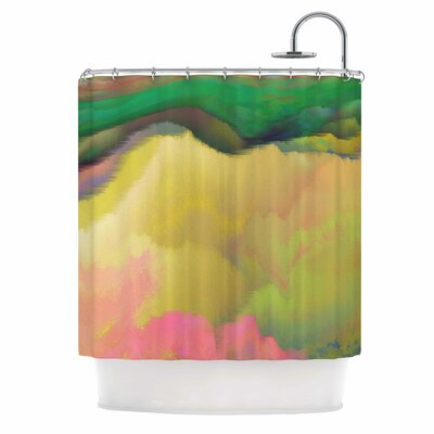 Pastoral by Nina May Shower Curtain