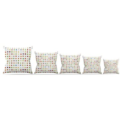 Fruit Throw Pillow Size: 16 H x 16 W x 3 D