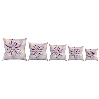 Starbright Throw Pillow Size: 18 H x 18 W x 3 D