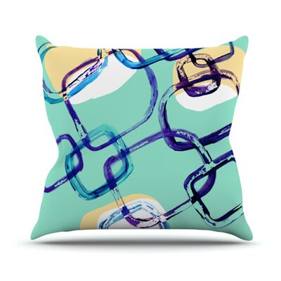 Sixties Exposure Outdoor Throw Pillow