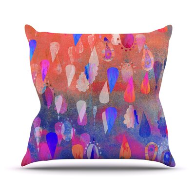 Bindi Dreaming Outdoor Throw Pillow